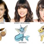 Se le Celebrità si evolvessero come i Pokémon