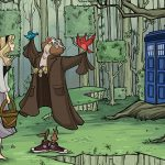 Se le Principesse Disney recitassero in Doctor Who