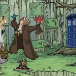 Se le Principesse Disney recitassero in Doctor Who
