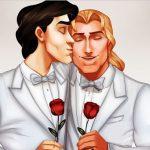 Se i Principi Disney fossero Gay