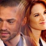 Grey's Anatomy 13: la foto dal set di Jackson e sua figlia