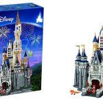 Adesso è possibile ricreare il Castello Disney con i Lego