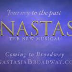 Anastasia: il Trailer del Musical ispirato al Cartone
