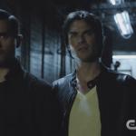 The Vampire Diaries 8: Bonnie si unisce per salvare Damon ed Enzo nel nuovo Promo