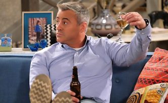 MAN WITH A PLAN stars Matt LeBlanc in a comedy about a contractor who starts spending more time with his kids when his wife returns to work, and he discovers the truth every parent eventually realizes: their little angels are maniacs. After football ends in October, MAN WITH A PLAN will be broadcast Mondays (8:30-9:00 PM, ET/PT) on the CBS Television Network.    Photo: Darren Michaels/CBS  ©2016 CBS Broadcasting, Inc. All Rights Reserved.