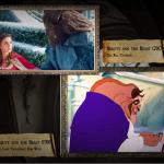 La Bella e la Bestia: la somiglianza tra cartone e live-action