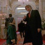 Mamma ho perso l'aereo: ecco il cameo di Donald Trump
