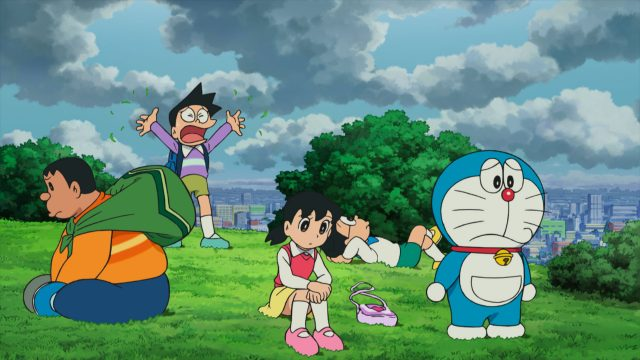 Doraemon – Nobita e la nascita del Giappone: rilasciate due nuove clip
