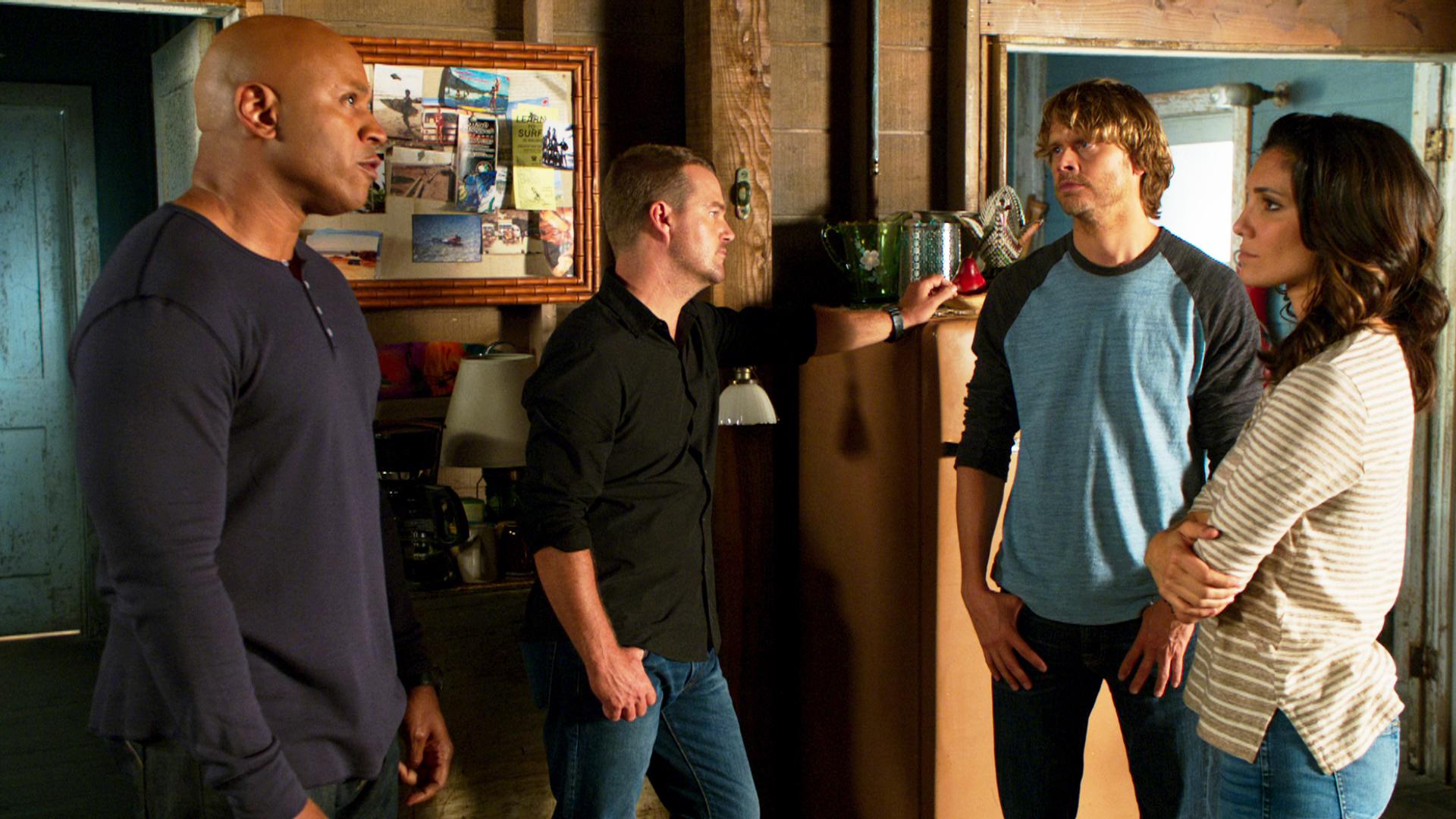 Ascolti Telefilm: Domenica 18 Dicembre per NCIS: Los Angeles, Elementary e altri