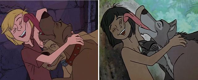I Film Disney che sono stati riciclati da altri film