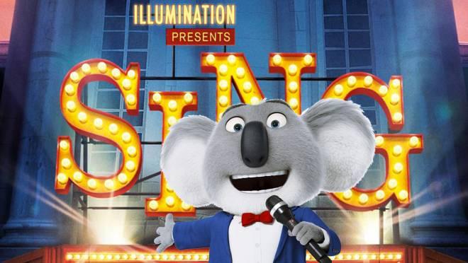 SING: nuova Clip e poster ufficiale del film