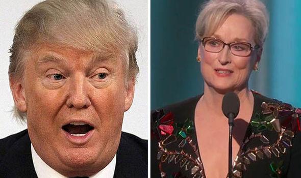 Meryl Streep distrugge Donald Trump ai Golden Globes