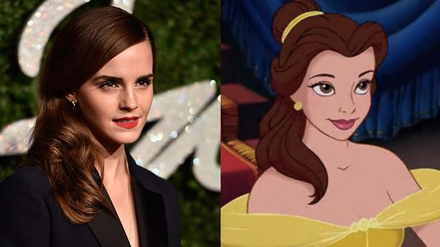 Emma Watson ha rifiutato Cenerentola per interpretare Belle