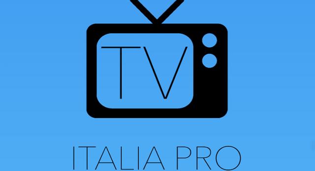 TV Italia Pro: tutta la TV sul tuo smartphone