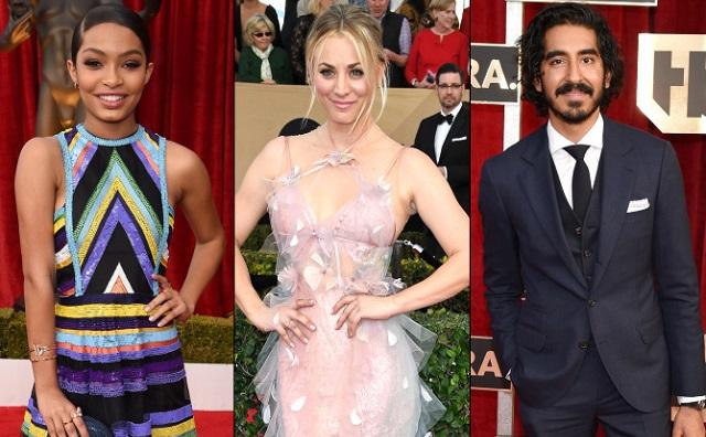 SAG Awards 2017: le foto degli attori sul red carpet