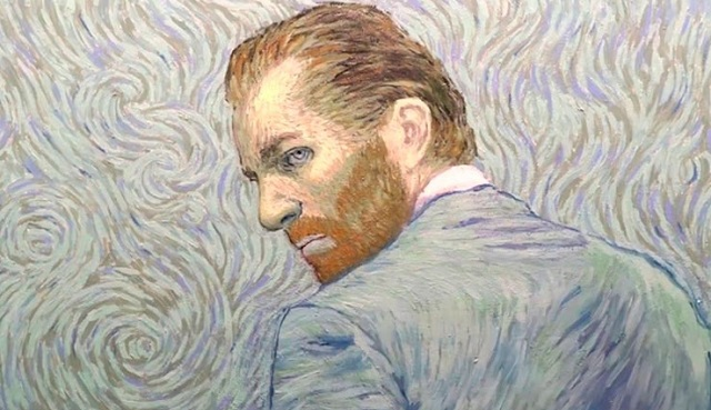 Van Gogh: Il Trailer del film interamente dipinto