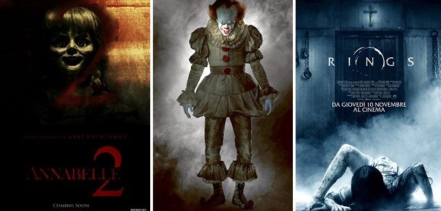 I 10 Migliori film Horror del 2017