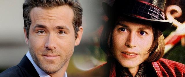 Ryan Reynolds interpreterà il nuovo Willy Wonka nel prequel?