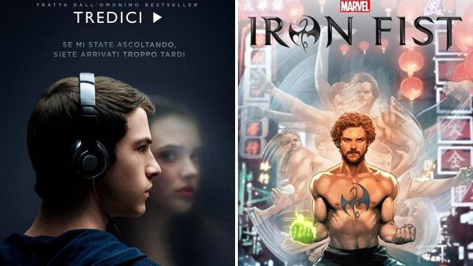Netflix: tutte le novità in arrivo a Marzo 2017