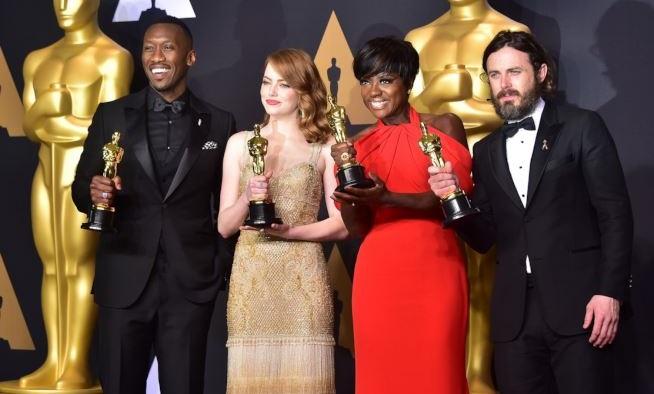 Oscar 2017: ecco la lista di tutti i vincitori