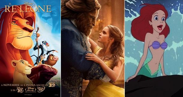Da La Bella e la Bestia alla Sirenetta, tutti i prossimi live action della Disney