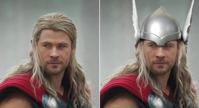 Se i personaggi Marvel fossero uguali ai fumetti
