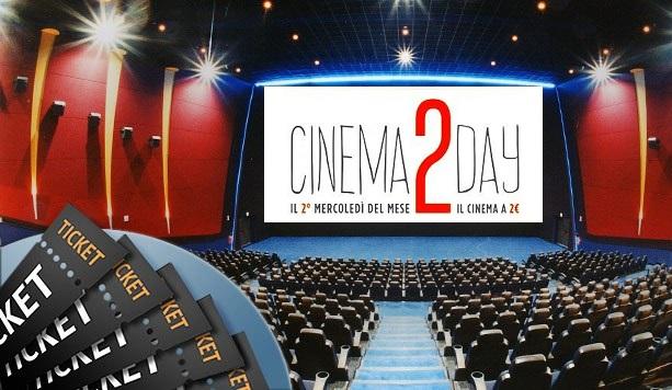 Cinema2Day: l'iniziativa è stata prorogata per altri tre mesi