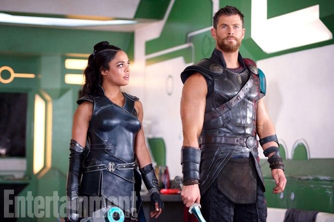 Thor: Ragnarok, rilasciate le prime immagini dei personaggi del film