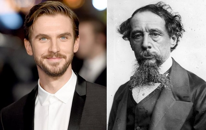 The Man Who Invented Christmas: Dan Stevens sarà Charles Dickens