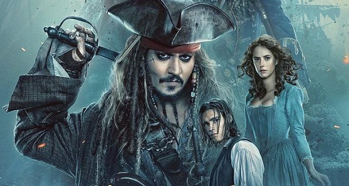 Pirati dei Caraibi 5 – La vendetta di Salazar: il trailer in italiano