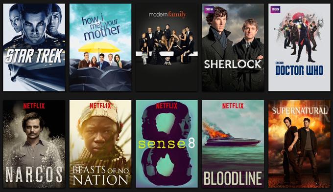 Tutte le app per rimanere sempre al passo con Serie TV
