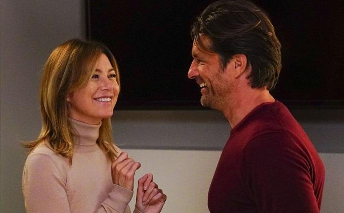 Grey's Anatomy 13: Meredith e Nathan potrebbero mettersi insieme