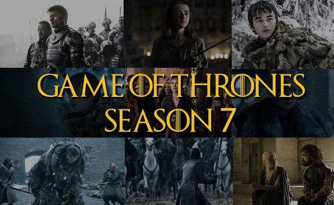 Game of Thrones 7: rilasciato il primo teaser trailer