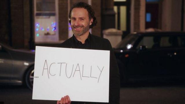 Love Actually: rilasciato il teaser trailer del sequel con Andrew Lincoln