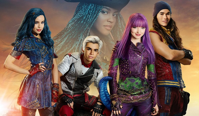 Descendants 2: rivelata la data di debutto del sequel