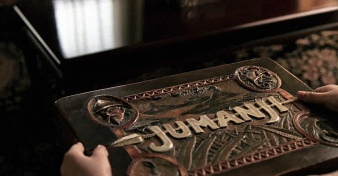 Jumanji 2: il famoso gioco da tavolo verrà sostituito da un videogioco