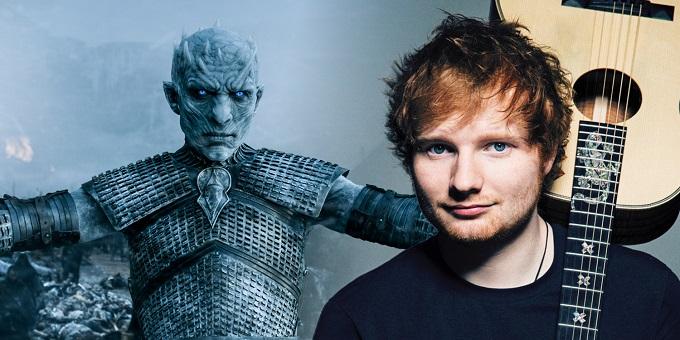 Game of Thrones 7: Ed Sheeran svela il destino del suo personaggio