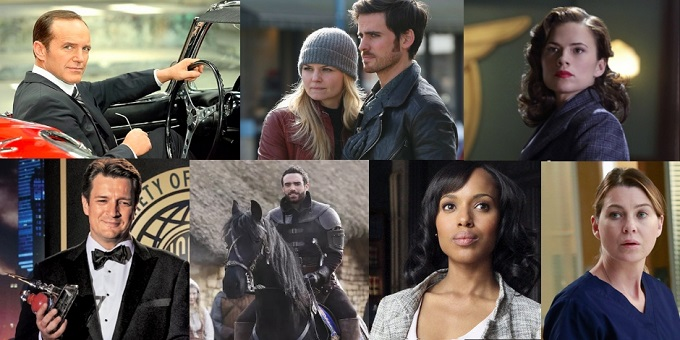 ABC rilascia le date dei finali di stagione di Grey's Anatomy, Once Upon a Time e altri