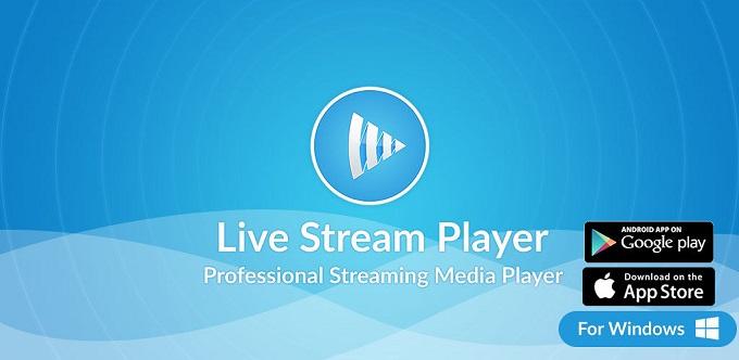 Live Stream Player: tutti gli eventi sportivi e non solo in streaming gratis