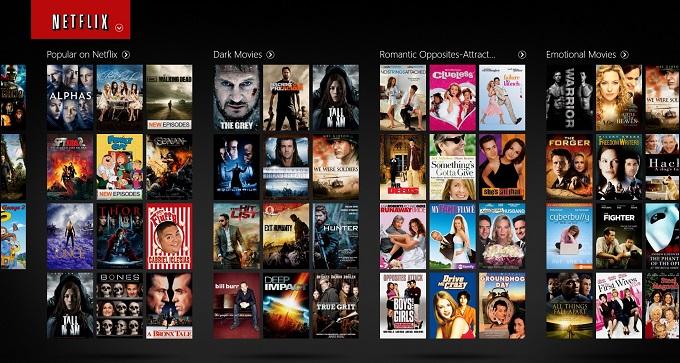Netflix: ecco tutti i codici per scoprire categorie segrete