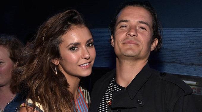 Nina Dobrev e Orlando Bloom beccati insieme