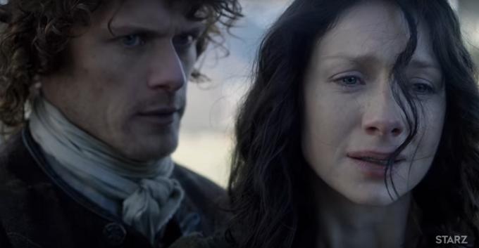 Outlander 3: rilasciato il primo trailer della nuova stagione