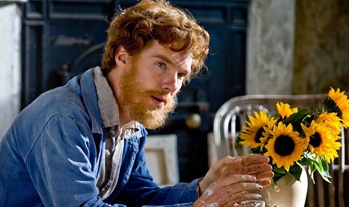 Benedict Cumberbatch è Van Gogh nel film Painted with Words