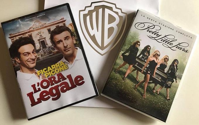 Warner Bros.: novità maggio, L'Ora Legale e Pretty Little Liars 6