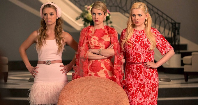Scream Queens cancellata ufficialmente da Fox