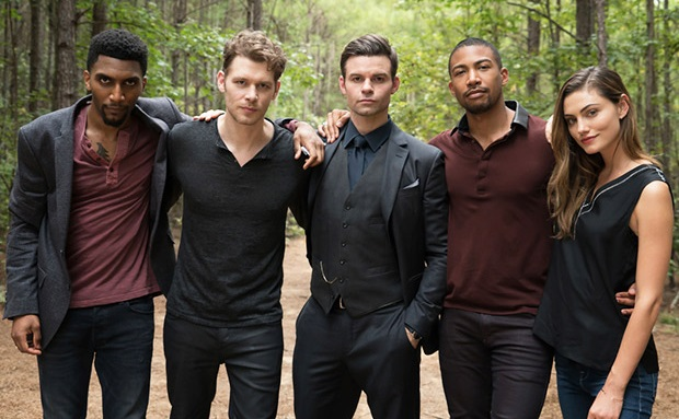 The CW rinnova The Originals insieme ad iZombie