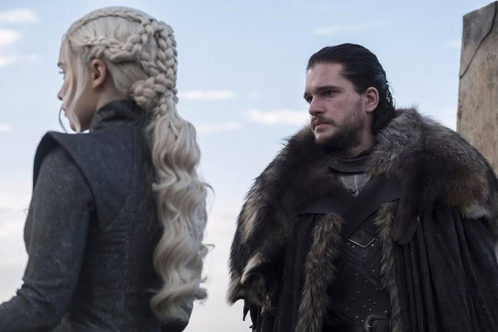 Game of Thrones Fans Totally Lost It When Jon Snow and Daenerys Finally Met