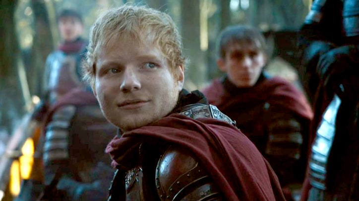 Game of Thrones 7: Ed Sheeran visits westeros