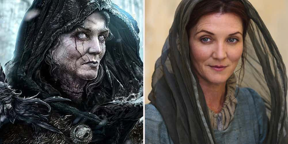 Game Of Thrones: 15 Things You Didn't Know About Lady Stoneheart