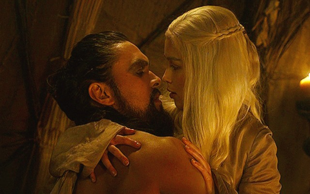 Game of Thrones 7: il messaggio di Jason Momoa per Emilia Clarke